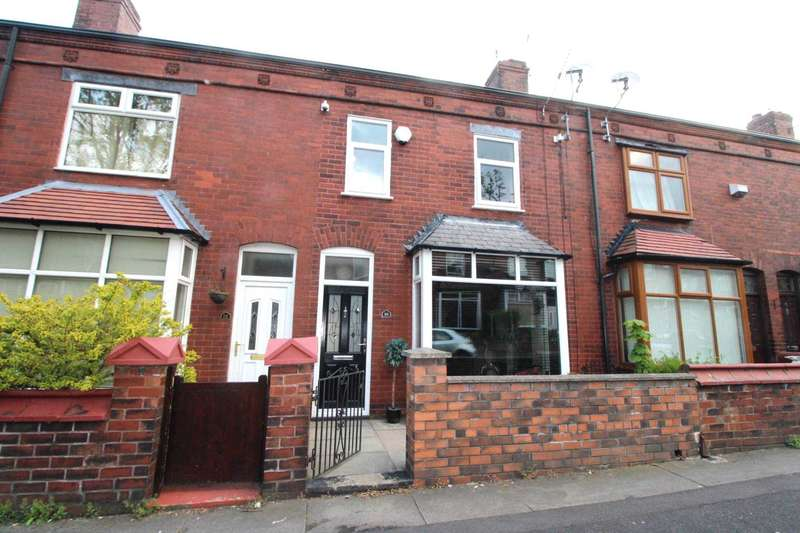 3 Bedrooms Terraced House for sale in Mellor Grove, Bolton