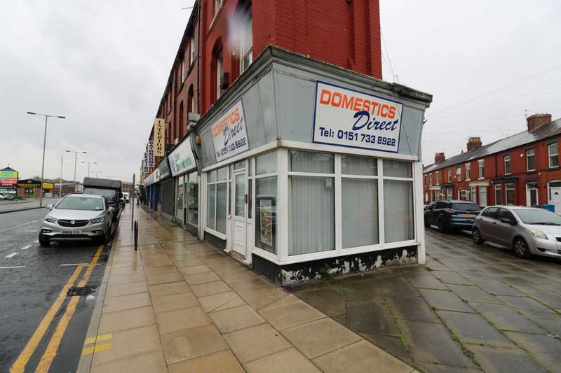5 Bedrooms Mixed Use Commercial for sale in Ramilies Road/Smithdown Road, Allerton