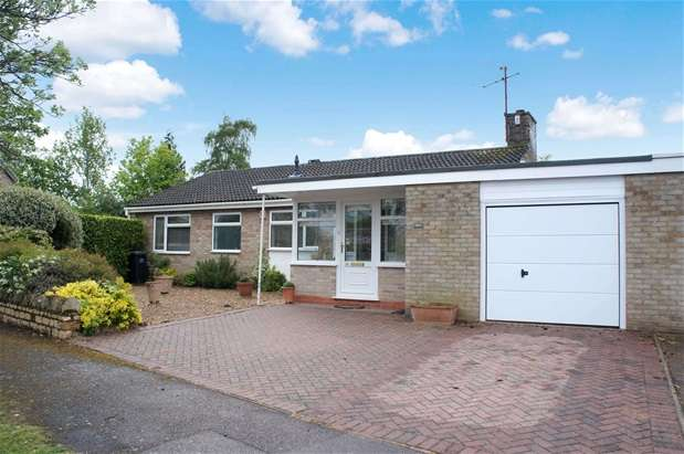 3 Bedrooms Bungalow for sale in Ruffs Furze, Oakley