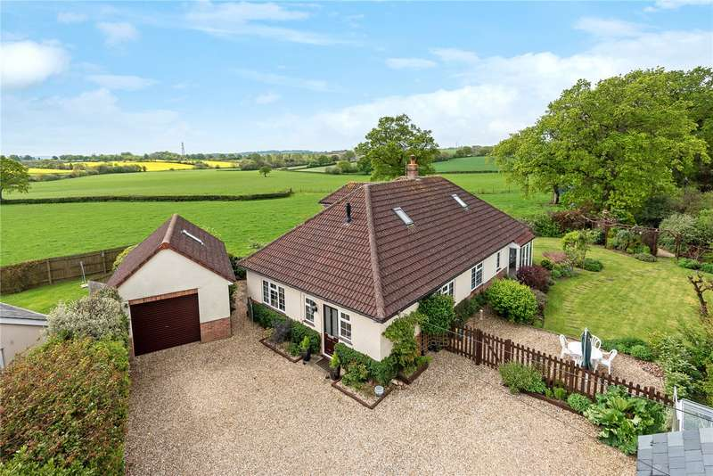 4 Bedrooms Detached House for sale in Payhembury, Honiton, Devon, EX14