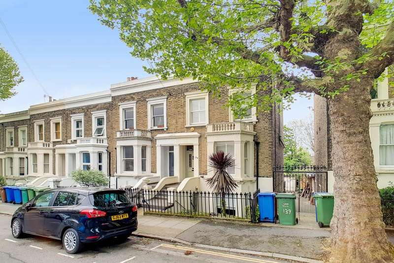 5 Bedrooms End Of Terrace House for sale in Chadwick Road, SE15