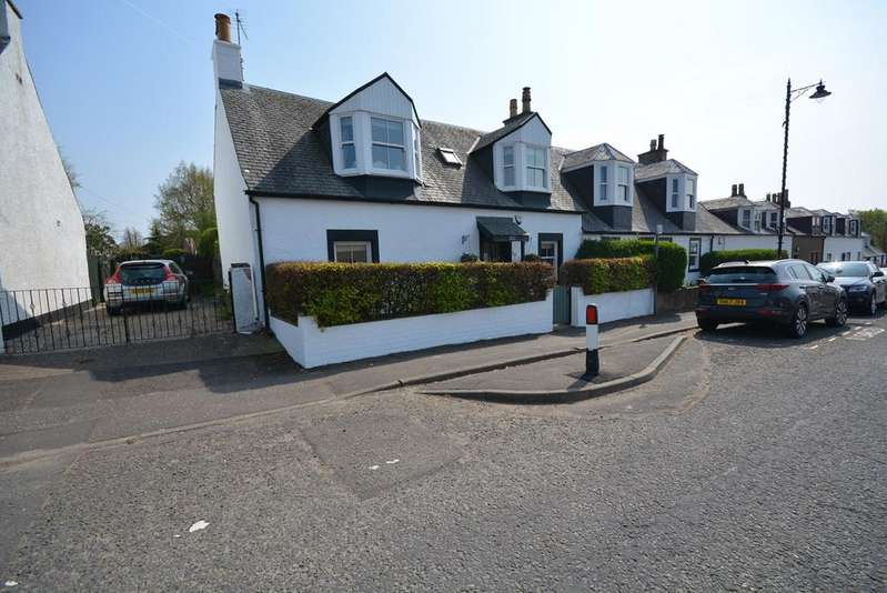 2 Bedrooms End Of Terrace House for sale in Main Road, Fenwick, Kilmarnock, KA3