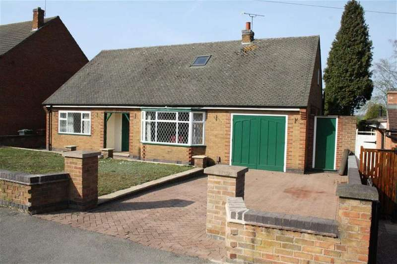 4 Bedrooms Detached House for sale in Castell Drive, Groby