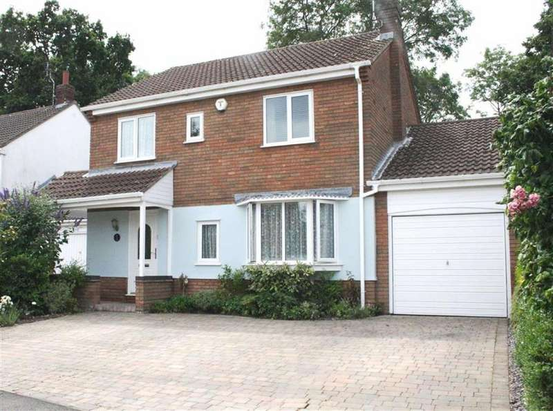 4 Bedrooms Detached House for sale in The Oasis, Glenfield