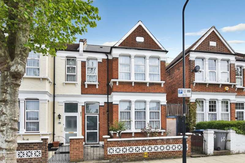 4 Bedrooms House for sale in Cedar Road, Cricklewood, NW2