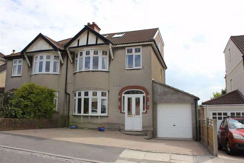 5 Bedrooms Semi Detached House for sale in Bishop Road, Bishopston, Bristol