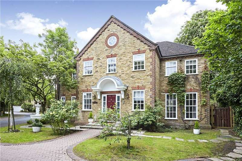 6 Bedrooms Detached House for sale in Hambledon Place, Dulwich, London, SE21