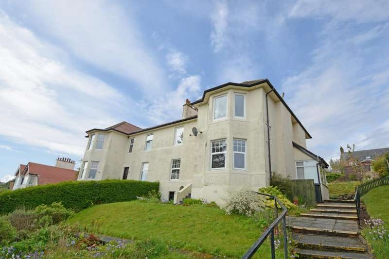 2 Bedrooms Flat for sale in 15 Weston Terrace, West Kilbride, KA23 9JX