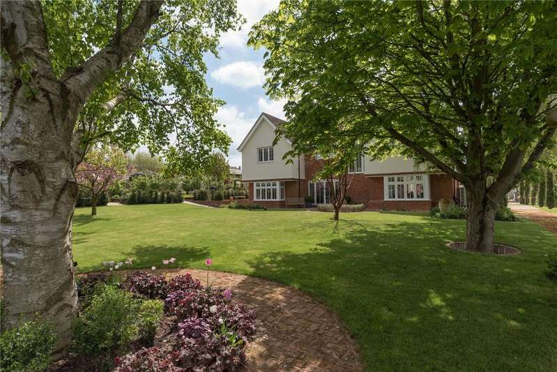 5 Bedrooms Detached House for sale in Mount Charles Walk, Union Road, Bridge, Canterbury