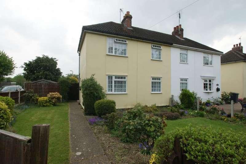 2 Bedrooms Cottage House for sale in Ingram Cottages, Loves Green, Highwood, Chelmsford, Essex, CM1