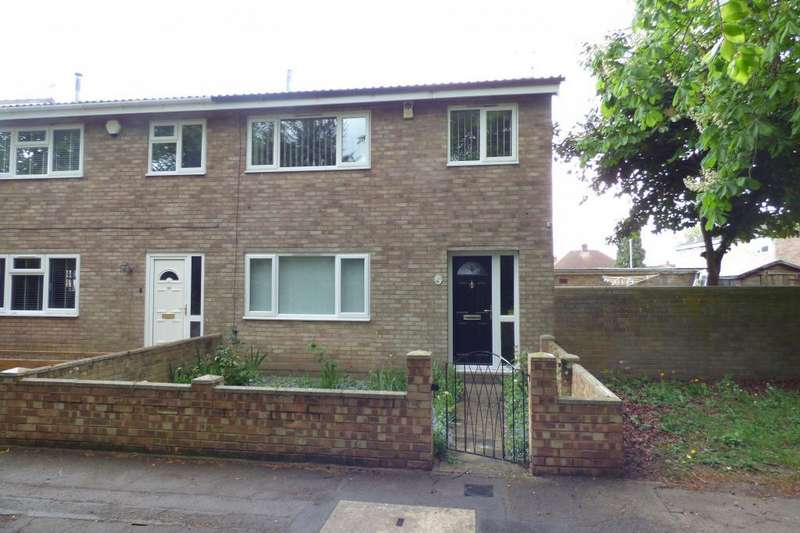 3 Bedrooms Semi Detached House for sale in Kempston, Beds, MK42 8NQ