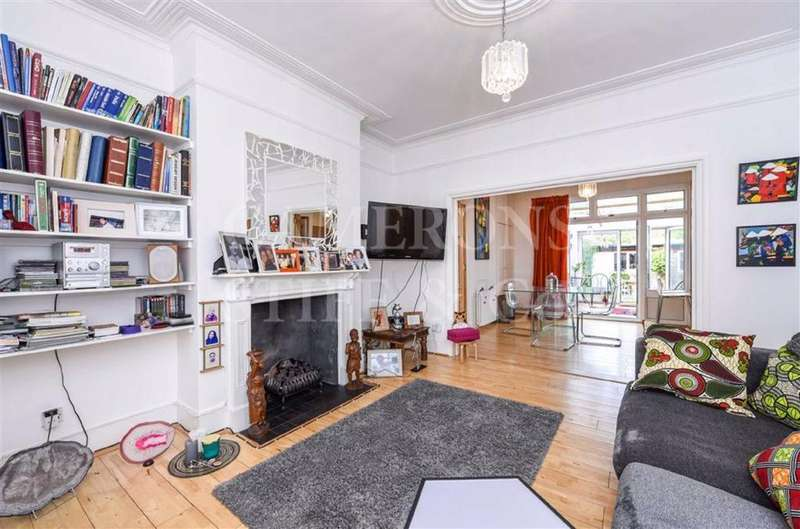 4 Bedrooms End Of Terrace House for sale in Dewsbury Road, Dollis Hill, London, NW10