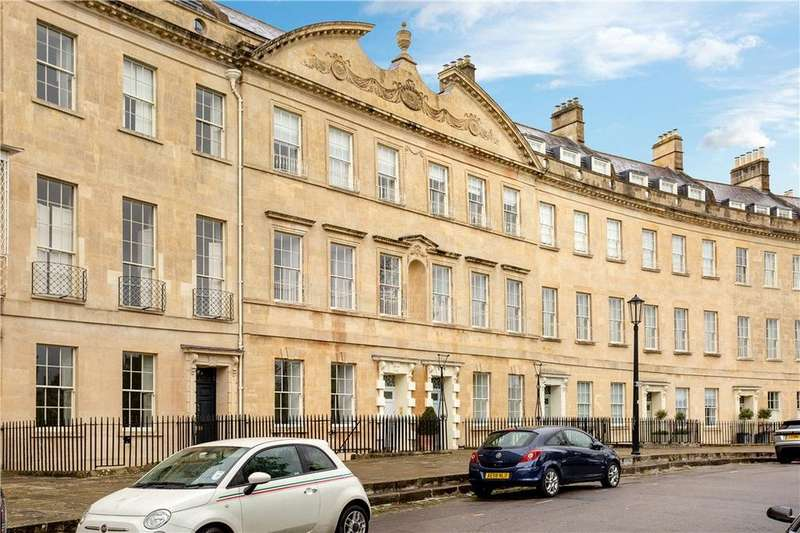 4 Bedrooms Flat for sale in Somerset Place, Bath, Somerset, BA1