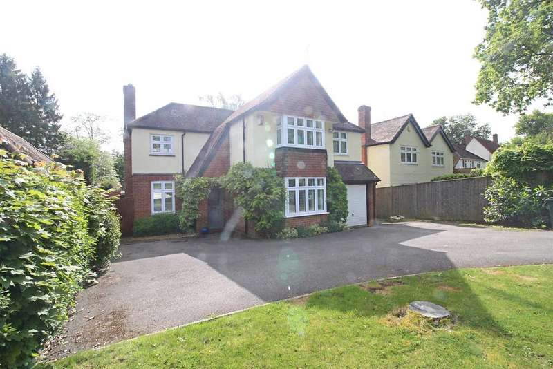 4 Bedrooms Detached House for sale in Peppard Road, Emmer Green, Reading