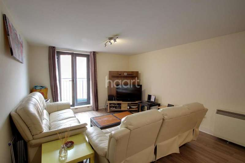 2 Bedrooms Flat for sale in Eastgate Apartments, East St, Leicester