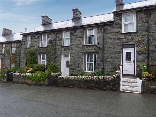 3 Bedrooms Terraced House for sale in Trawsfynydd, Trawsfynydd, Blaenau Ffestiniog, Gwynedd