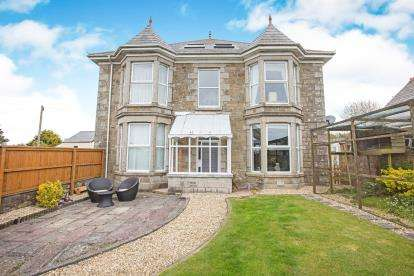 5 Bedrooms Detached House for sale in Hayle, Cornwall, Connor Hill
