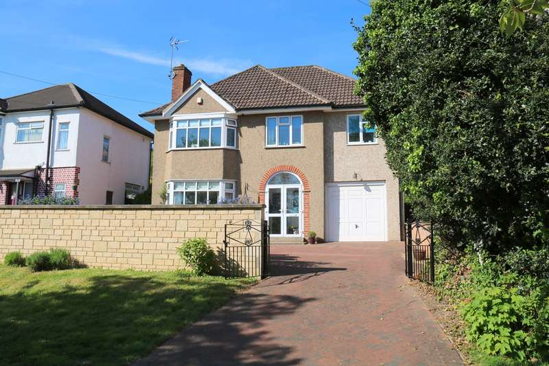4 Bedrooms Country House Character Property for sale in Kingshill Road, Dursley, GL11