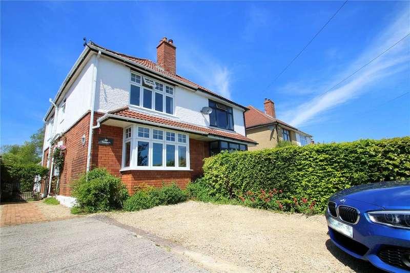 3 Bedrooms Semi Detached House for sale in Bishopsworth Road, Bishopsworth, Bristol, BS13