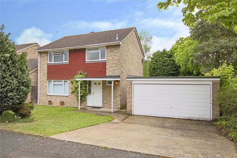 4 Bedrooms Detached House for sale in Tawfield, Bracknell, Berkshire, RG12