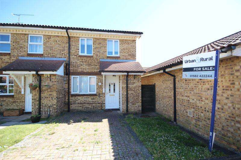 3 Bedrooms Semi Detached House for sale in Brimfield Close, Luton