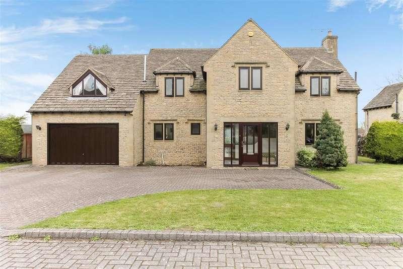4 Bedrooms Detached House for sale in Market Lane, Greet, Cheltenham