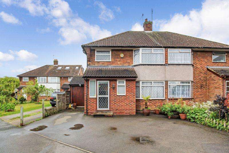 4 Bedrooms Semi Detached House for sale in Fallowfield, Luton