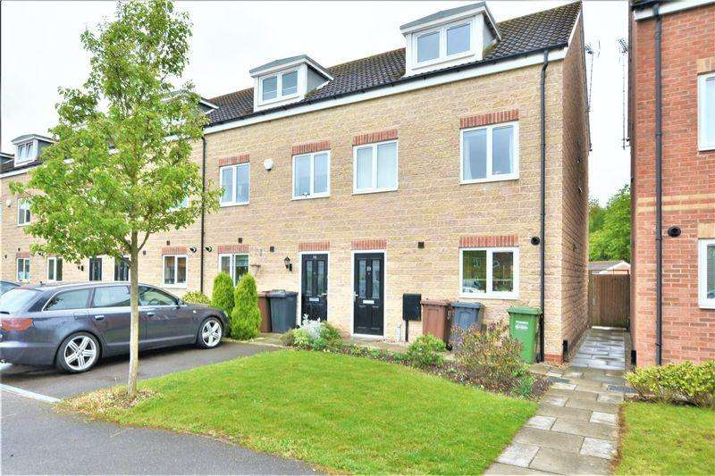 3 Bedrooms End Of Terrace House for sale in Appleby Way, Lincoln