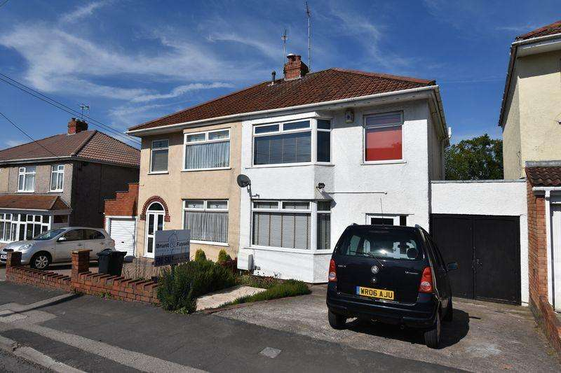 3 Bedrooms Semi Detached House for sale in Station Road Kingswood