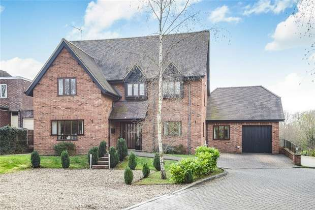 6 Bedrooms Detached House for sale in Northampton Road, Bromham, Bedford