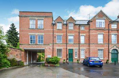 2 Bedrooms Flat for sale in Brook House, 39 High Street, Repton, Derbyshire