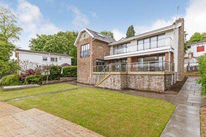 5 Bedrooms Detached House for sale in Fernhill Grange, Bothwell
