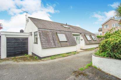 3 Bedrooms Detached House for sale in Coed Y Castell, Bangor, Gwynedd, North Wales, LL57