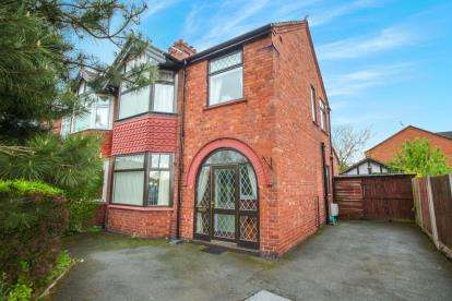 3 Bedrooms Semi Detached House for sale in Middlewich Road, Winsford, Cheshire