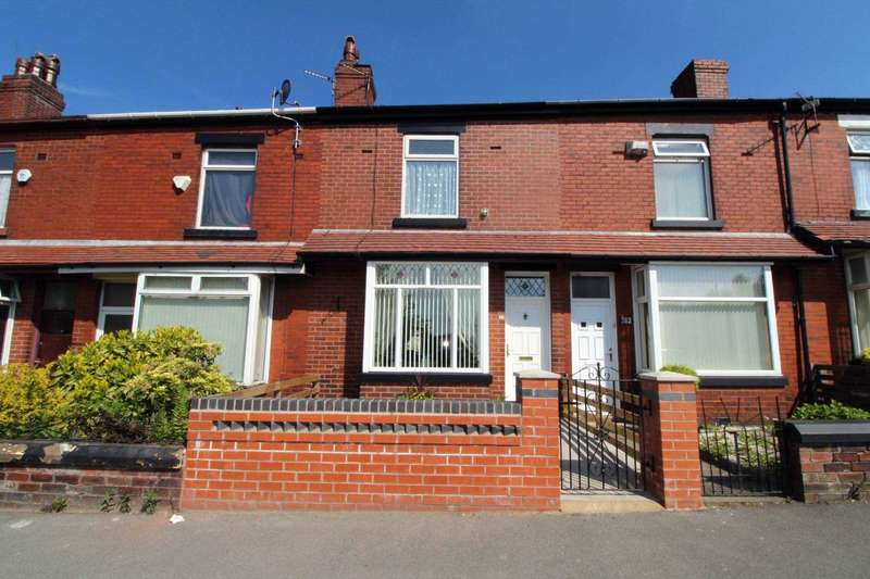 3 Bedrooms Terraced House for sale in Hulton Lane, Bolton