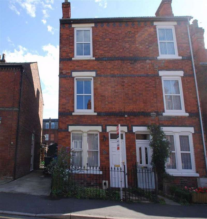 3 Bedrooms Semi Detached House for sale in Tower Street, Boston