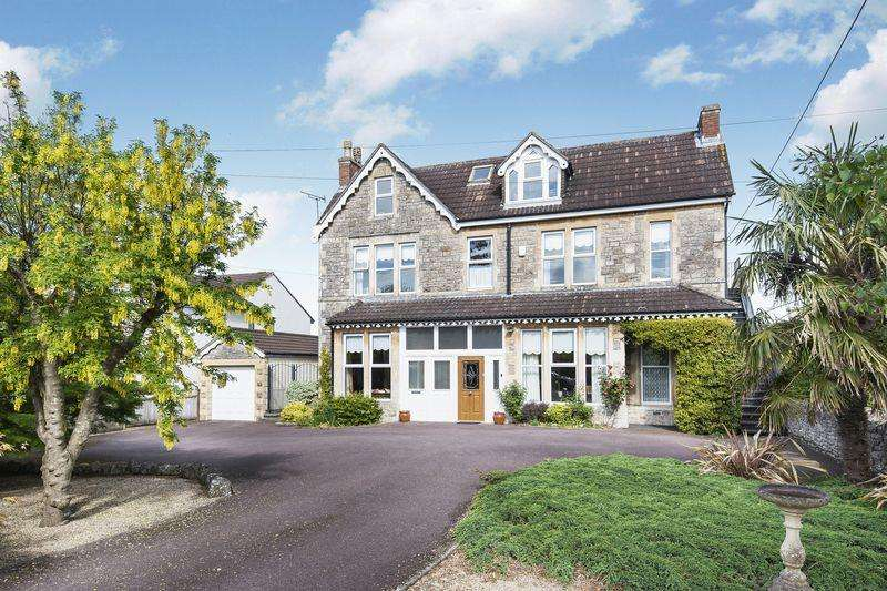 4 Bedrooms Detached House for sale in The Avenue, Clevedon