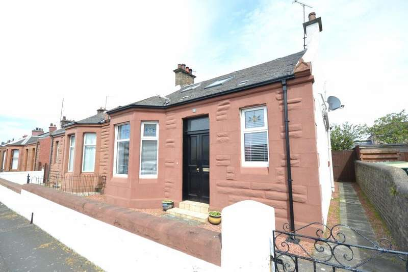 4 Bedrooms Semi-detached Villa House for sale in 2 Falkland Road, Ayr, KA8 8LW