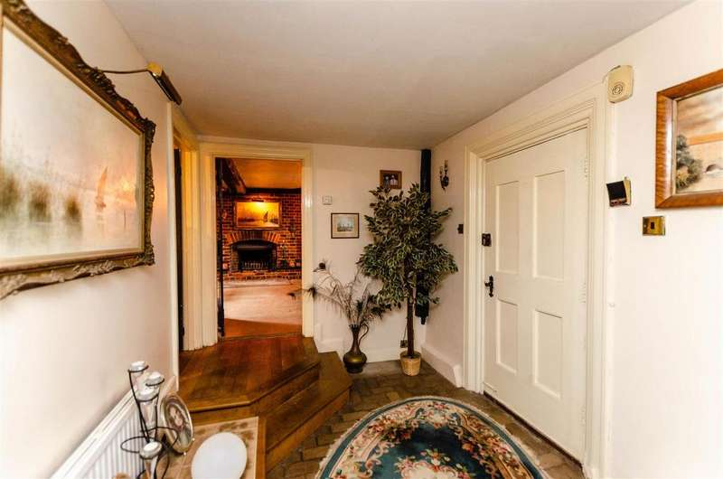 5 Bedrooms Detached House for sale in A detached period home with three award winning holiday cottages generating approximately 75,000