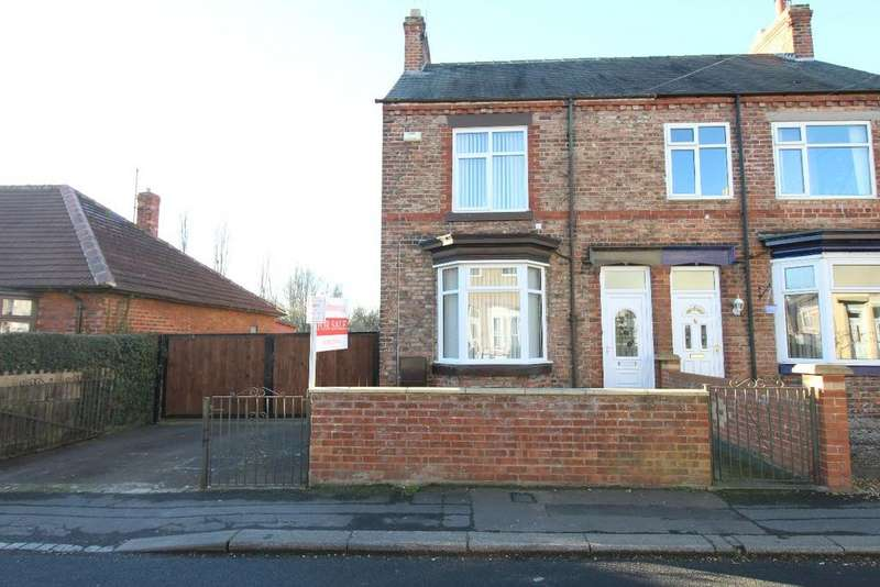 2 Bedrooms Semi Detached House for rent in Milton Street, Darlington