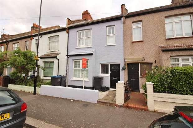 3 Bedrooms Terraced House for sale in Malcolm Road, South Norwood, London