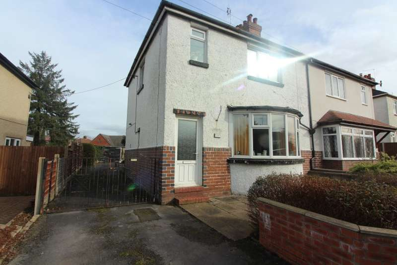 3 Bedrooms Semi Detached House for sale in 34 Old Road, Barlaston, Stoke-On-Trent, Staffordshire