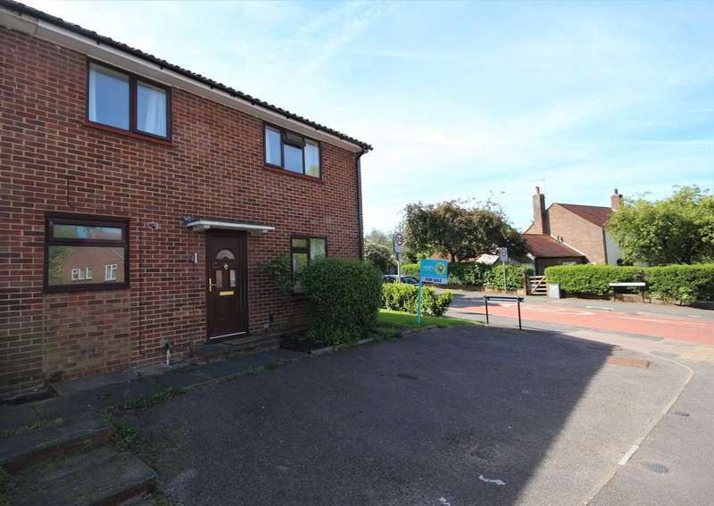 3 Bedrooms End Of Terrace House for sale in Moordale Avenue, Bracknell