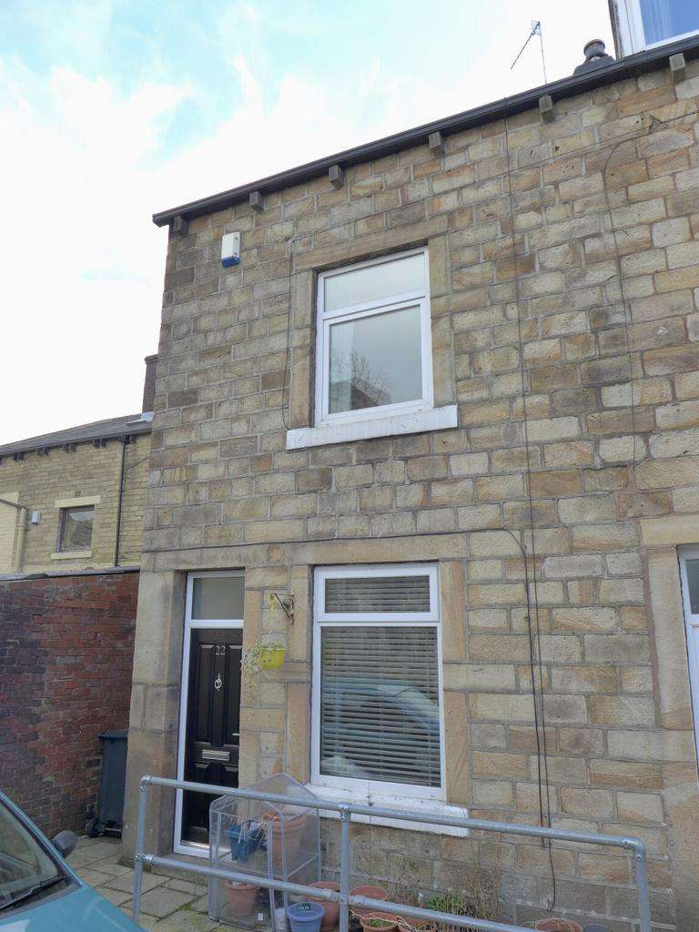 2 Bedrooms End Of Terrace House for sale in Crescent Street Calderdale