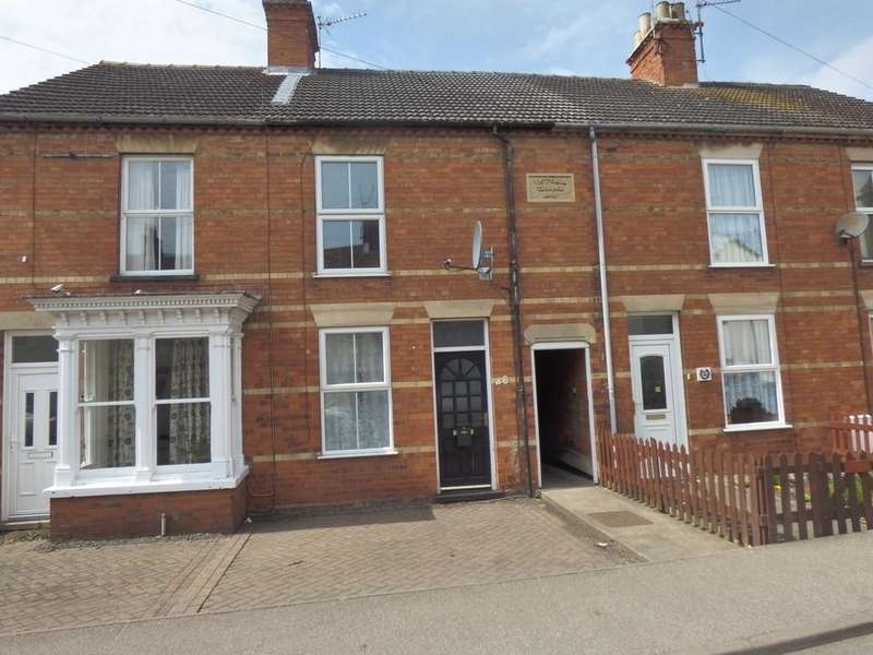 3 Bedrooms Terraced House for sale in Hawthorn Bank, Spalding
