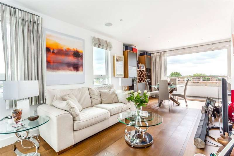 2 Bedrooms Penthouse Flat for sale in Ormonde Court, 364 Upper Richmond Road, Putney, London, SW15