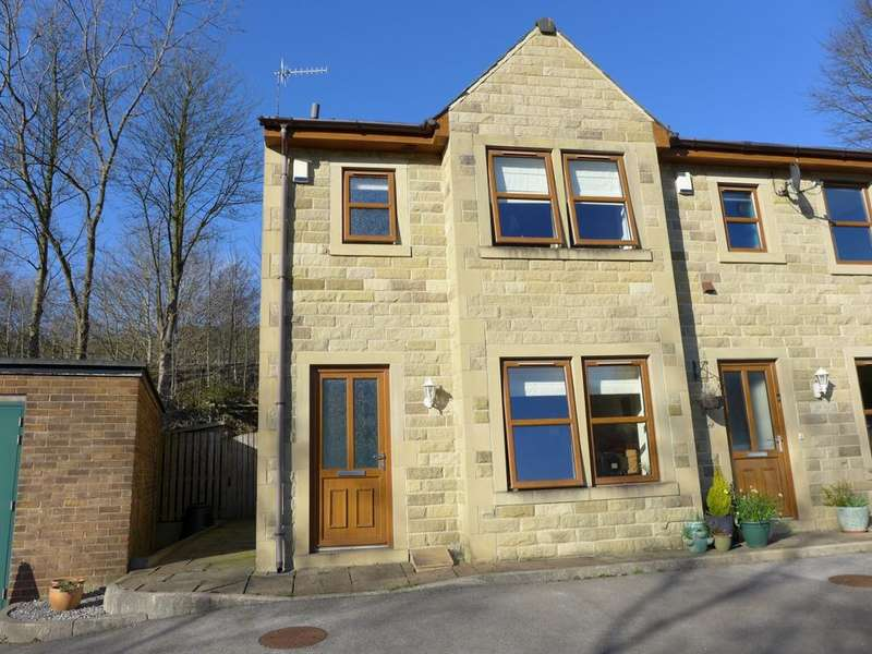 3 Bedrooms End Of Terrace House for sale in Windsor Road Todmorden