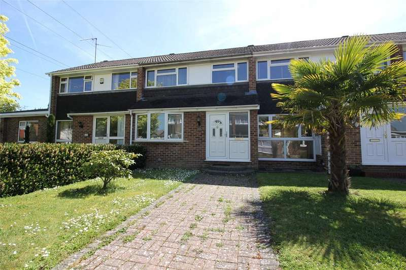 3 Bedrooms Terraced House for sale in Kingfisher Drive, Woodley, Reading, Berkshire, RG5