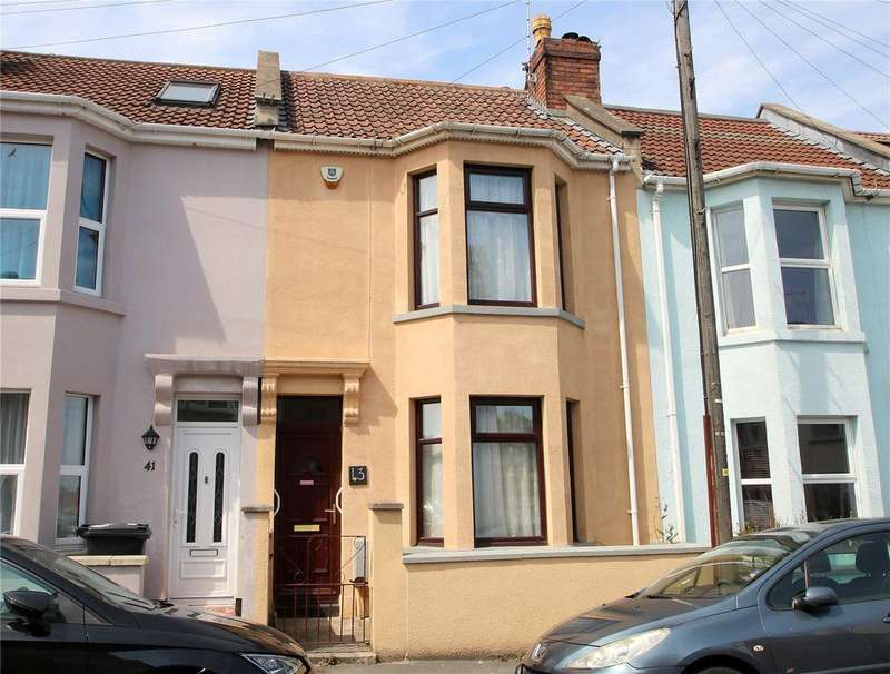 2 Bedrooms Terraced House for sale in Mansfield Street, Bedminster, Bristol, BS3