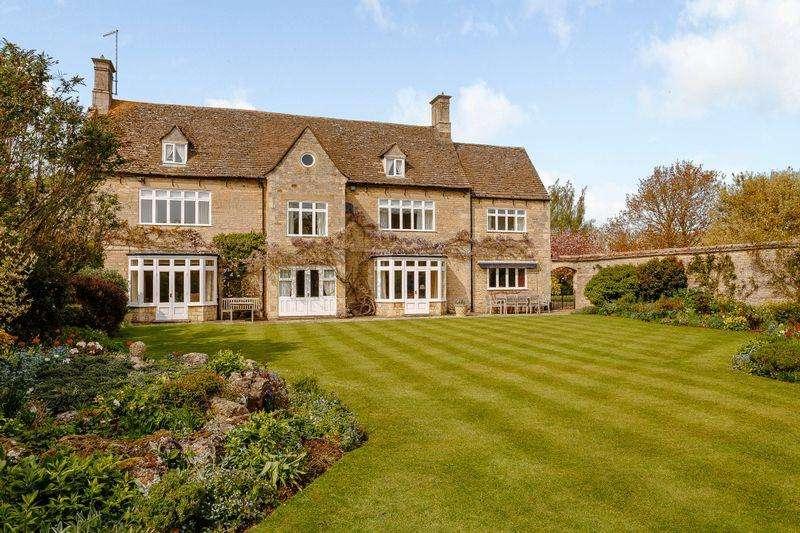8 Bedrooms Detached House for sale in Bainton, Stamford, Lincolnshire